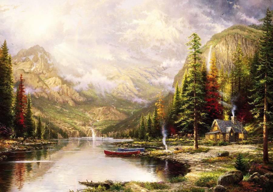 Современная живопись - Разное - Страница 2 7113214_m