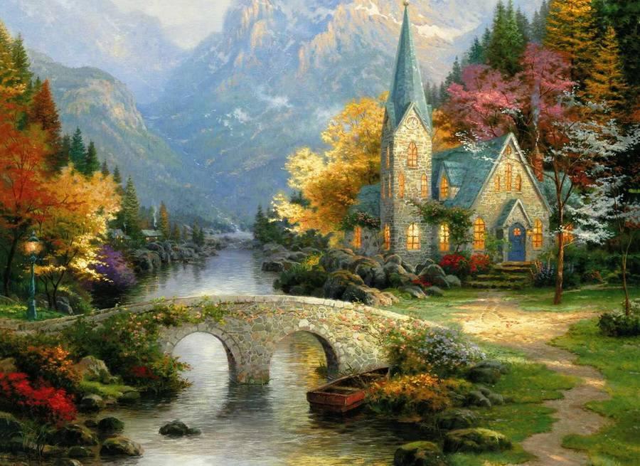 Современная живопись - Разное - Page 2 7113297_m