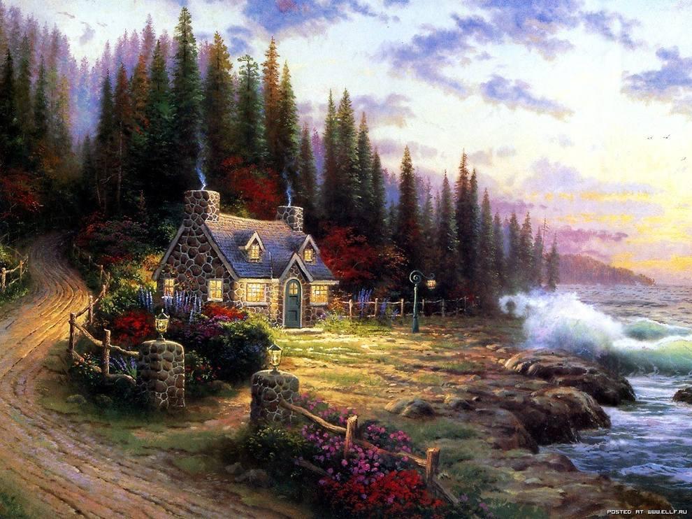Современная живопись - Разное - Страница 2 7113385_m