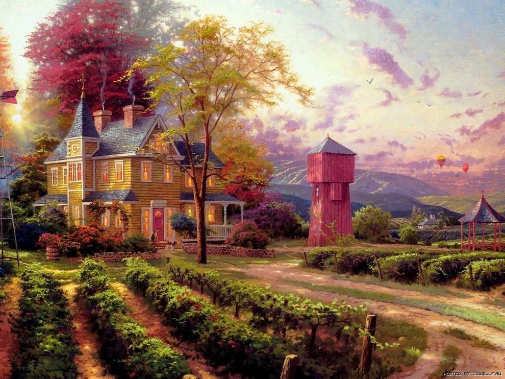 Современная живопись - Разное - Страница 2 7113389_m