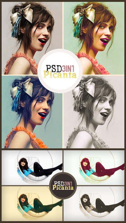 Photoshop Actions - Psd Coloring, part 13