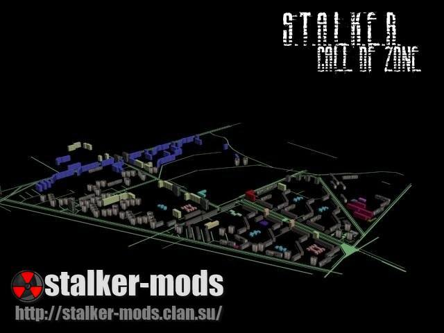 S.T.A.L.K.E.R. Call of Zone..