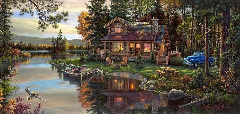 Современная живопись - Разное - Страница 3 7124832_m
