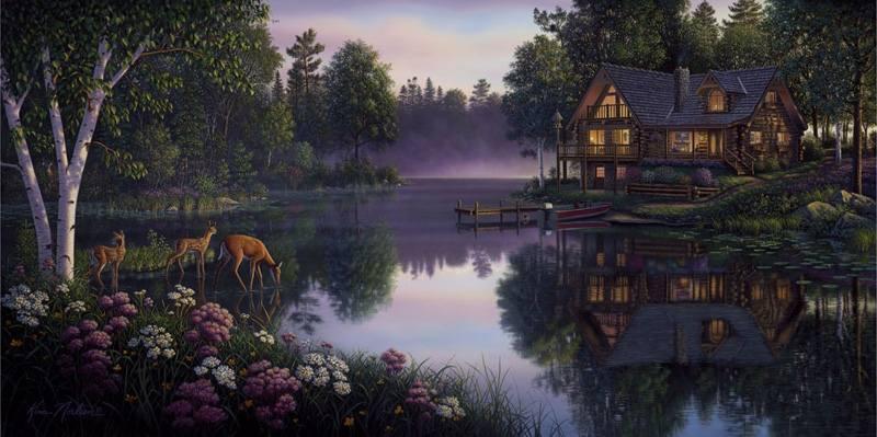Современная живопись - Разное - Страница 3 7124836_m