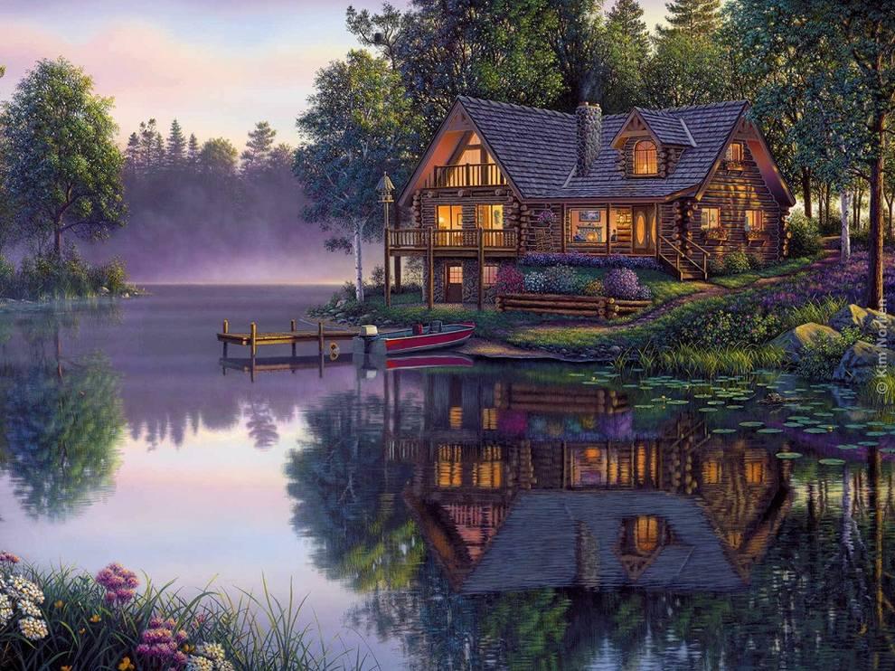 Современная живопись - Разное - Страница 3 7124837_m