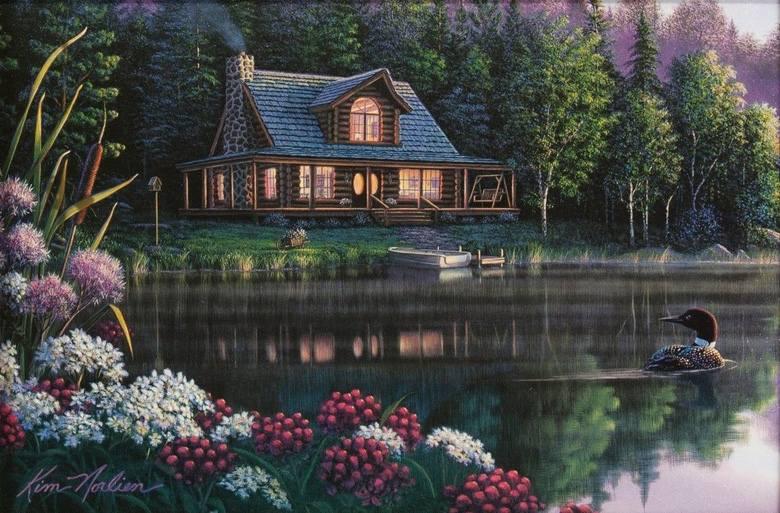Современная живопись - Разное - Страница 3 7124838_m