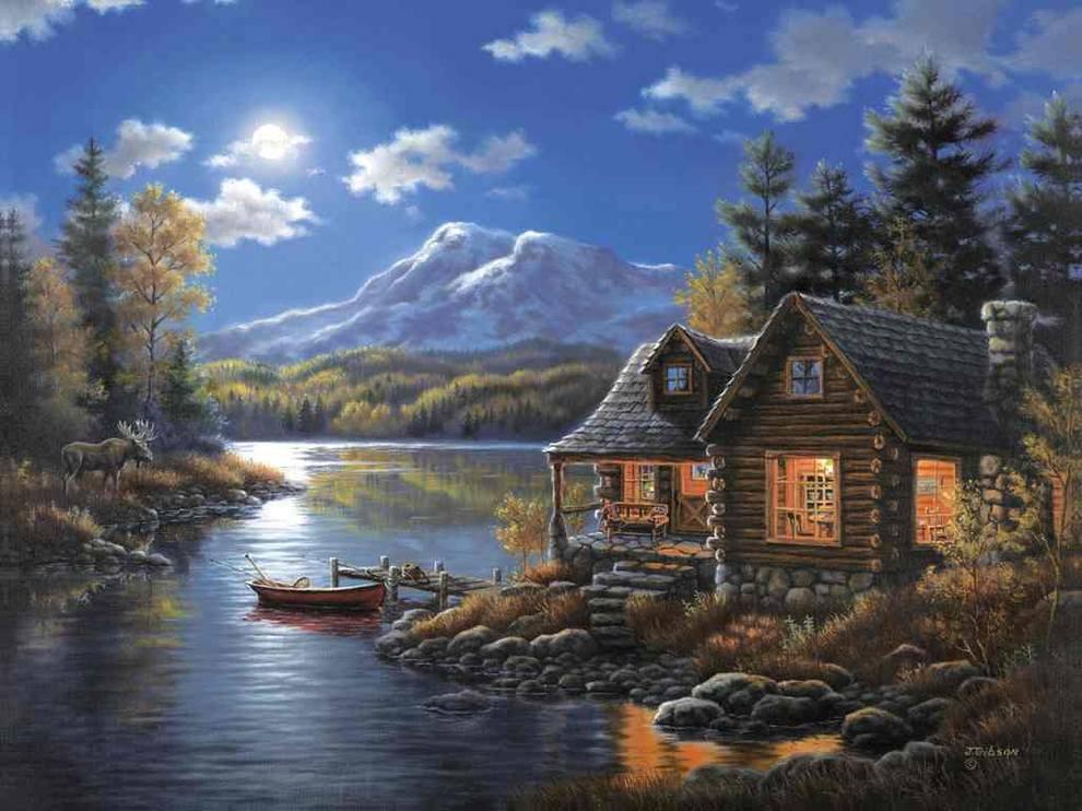 Современная живопись - Разное - Страница 3 7142654_m