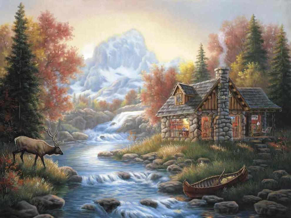 Современная живопись - Разное - Страница 3 7142657_m