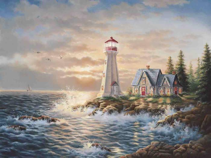 Современная живопись - Разное - Страница 3 7142663_m