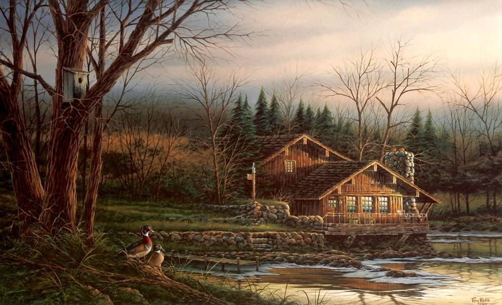 Современная живопись - Разное - Страница 3 7150100_m