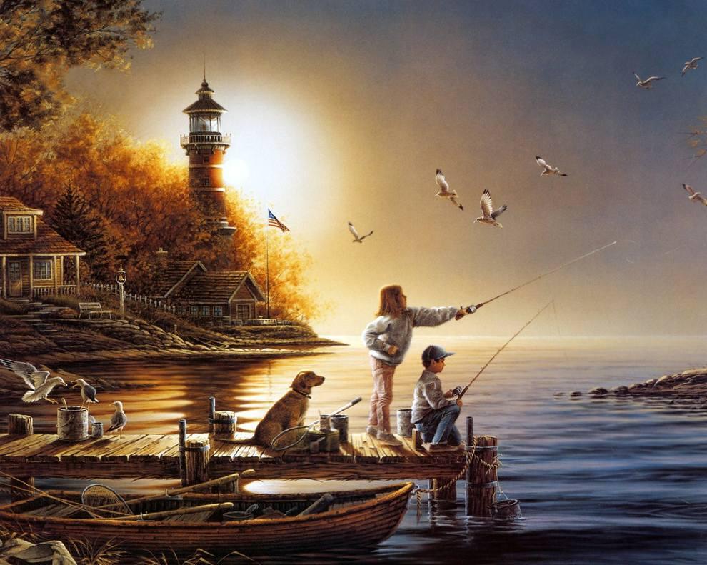 Современная живопись - Разное - Страница 3 7150098_m