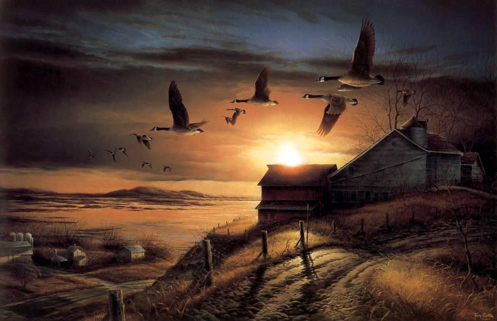 Современная живопись - Разное - Страница 3 7150101_m