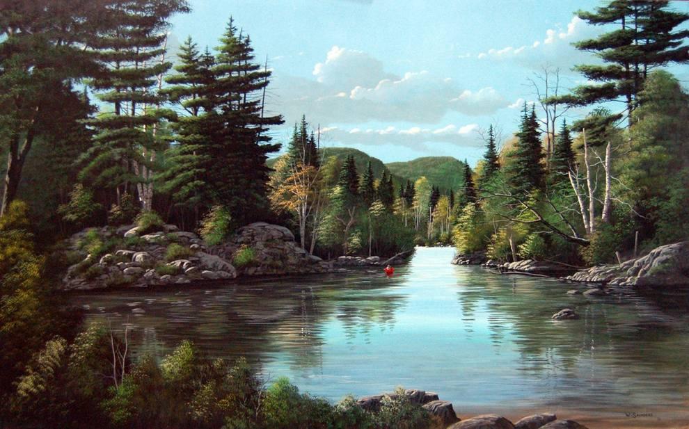 Современная живопись - Разное - Страница 3 7158830_m