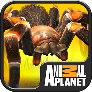 Real Scary Spiders v1.2.9 + Mod + ��� (2014/RUS/ENG/Android)