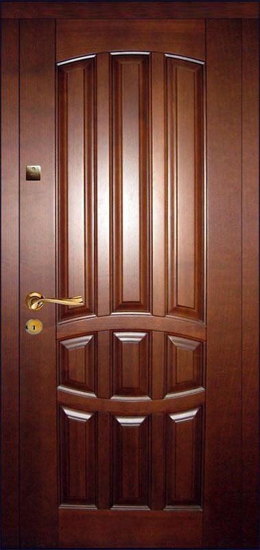 двери входные филенчатые дерево цена