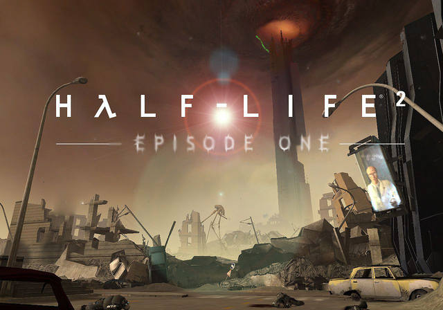 Half-Life 2 Episode One v40 + Кэш (2014/RUS/ENG/Android)