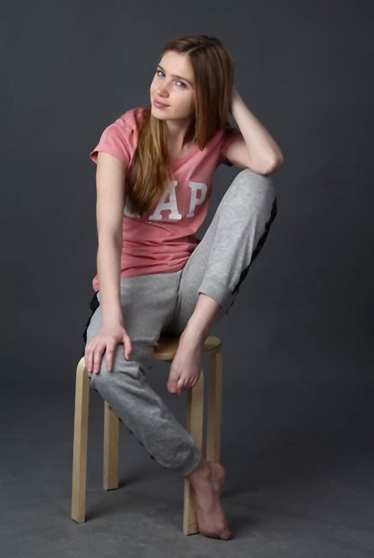 Аня андрусенко беременна фото