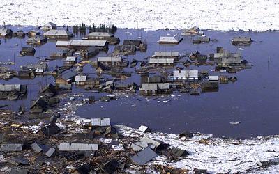 Наводнение самое интересное в блогах