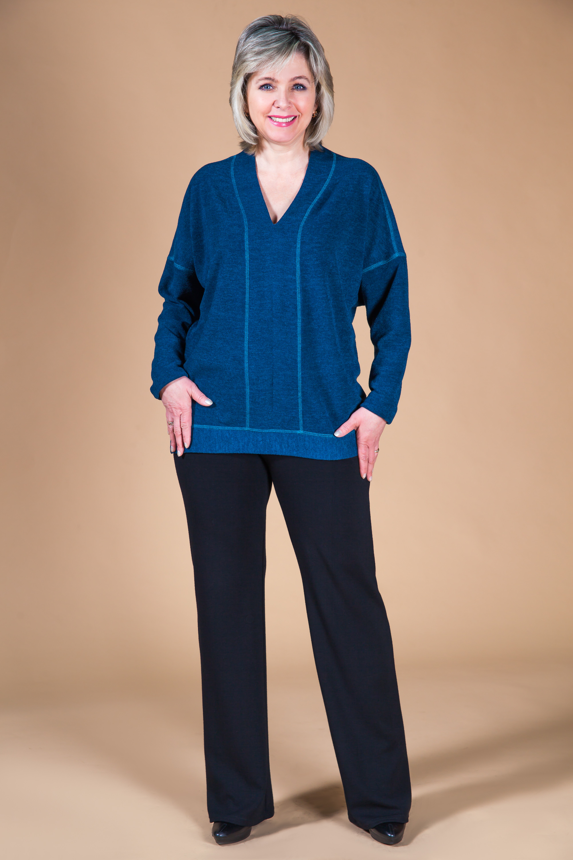 Женские Трикотажные Блузки