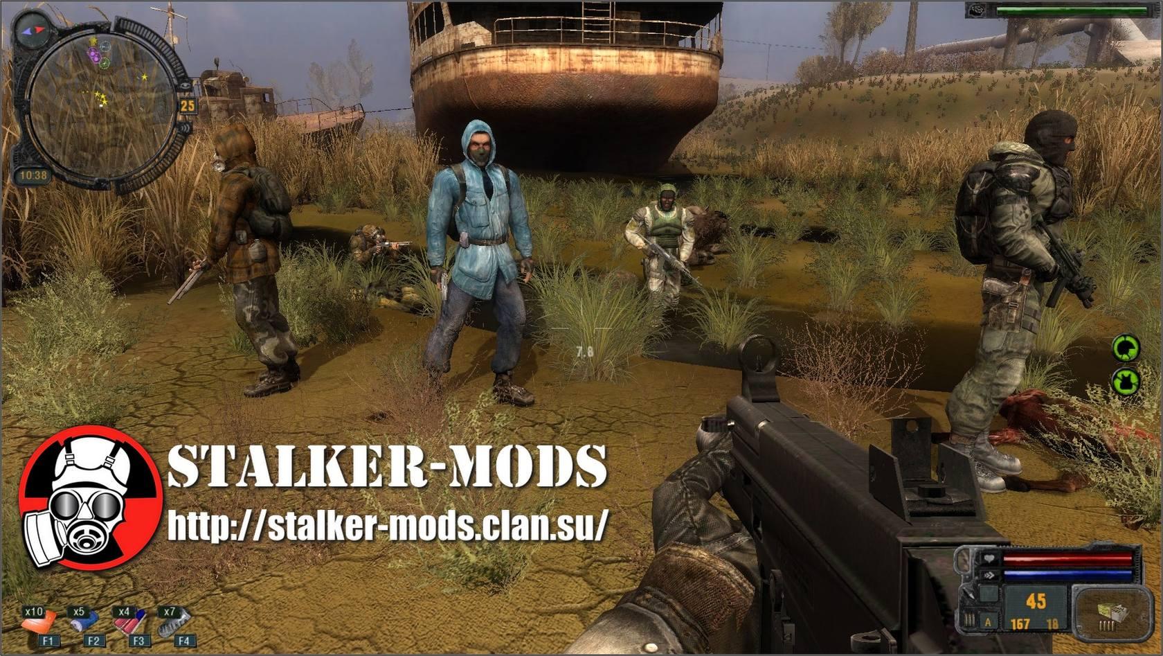 Stalker - Lex Addon v0.03c