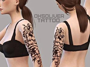 Татуировки - Страница 9 16973435
