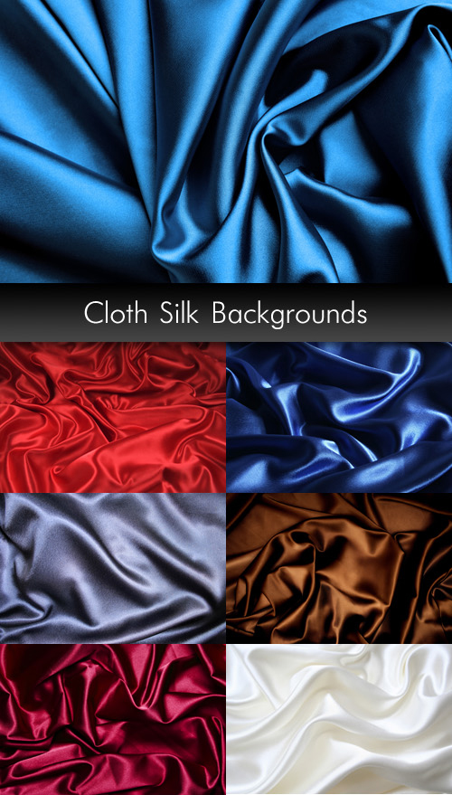 Cloth Silk Backgrounds