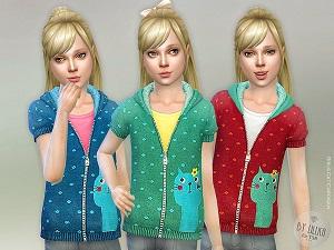 Для детей (топы, рубашки, свитера) - Страница 4 17070315