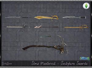 Средневековье, декор для пиратов, каменный век - Страница 2 17078186