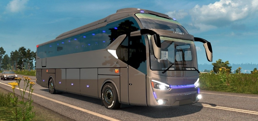 Bus LEGACY SKY SR2
