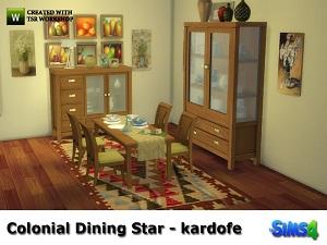 Кухни, столовые (деревенский стиль) - Страница 4 17112663