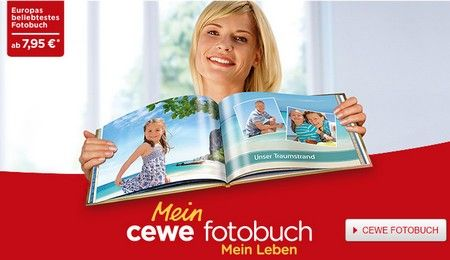 Промокод OnlineFotoservice CEWE. Скидка 5 Евро на весь заказ