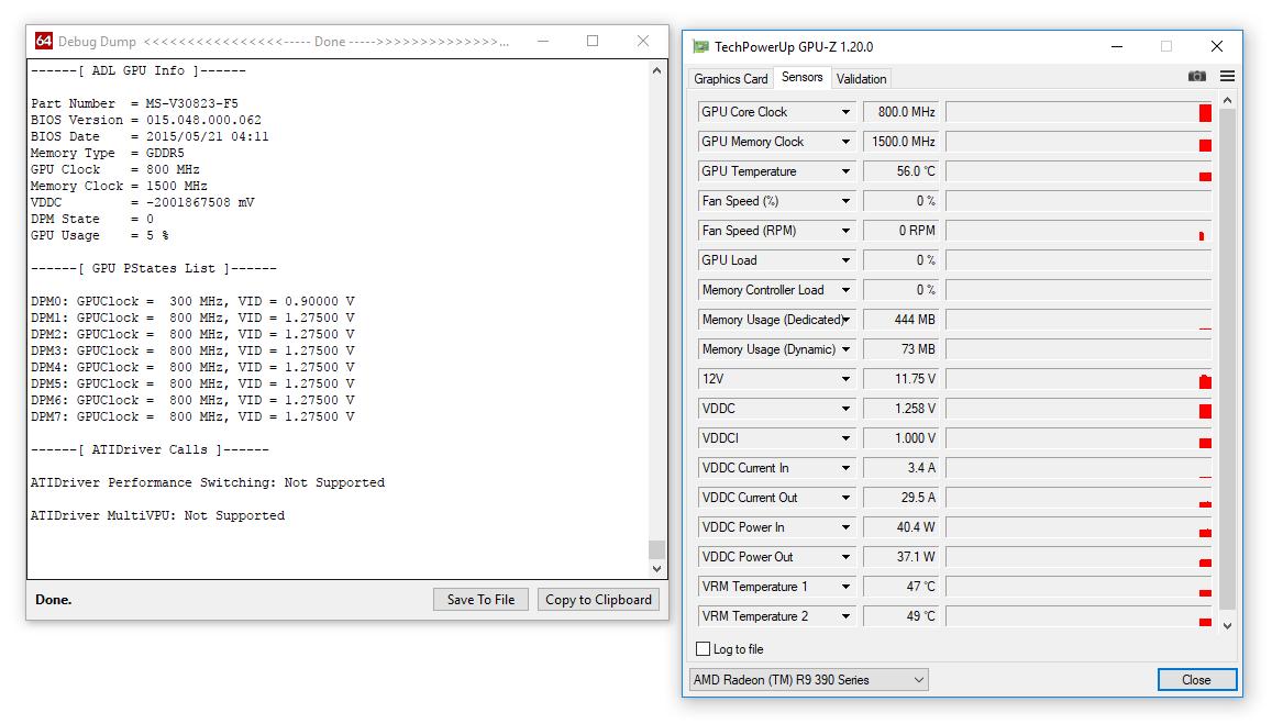 ClockBlocker (profiled AMD power-management control) | Page 29