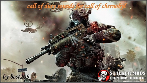 CoD Black Ops 2 sounds for STCOP, AO v1.4