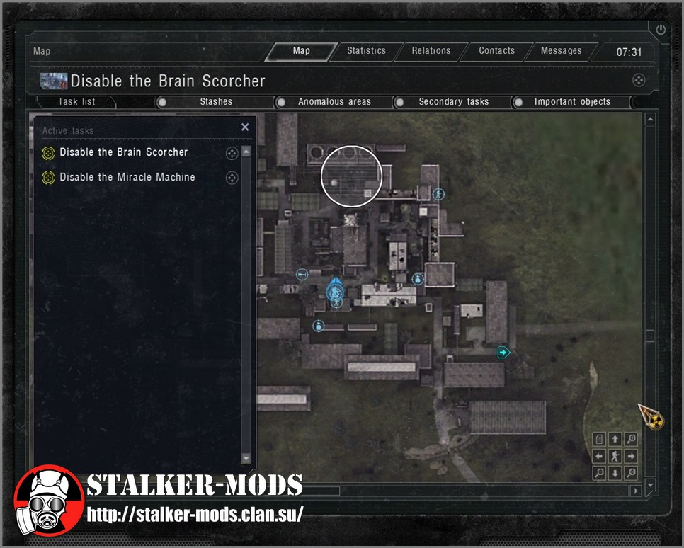 Changes of Chernobyl 2.2.0