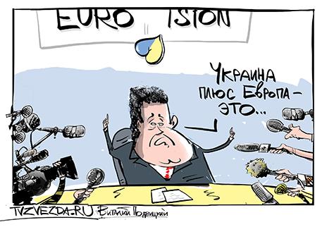 Порошенко прокомментировал выходку пранкера вфинале «Евровидения»