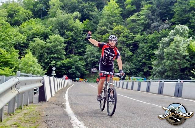 Геометрия Спорта 3-4 июня ВелоТур + пеший тур в Адыгею