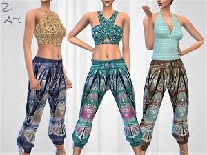 Повседневная одежда (юбки, брюки, шорты) - Страница 14 17334454