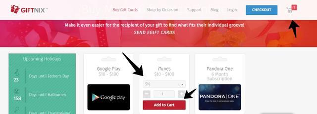 e-Gift (подарочные сертификаты) - предназначение, вбив и использование!