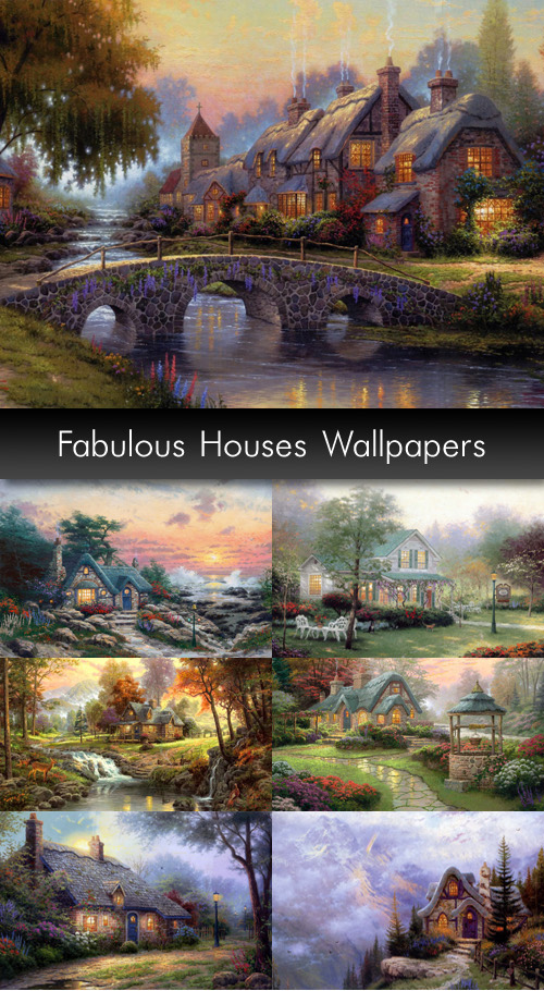 Fabulous Houses Wallpapers
