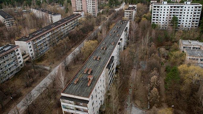 мёртвые города фото