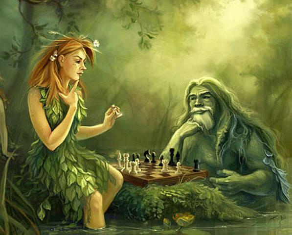 Стихиали - младшие боги - Тридевятое Царство