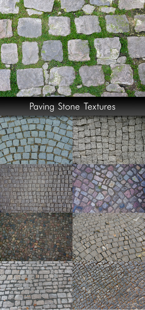 Paving Stone Textures