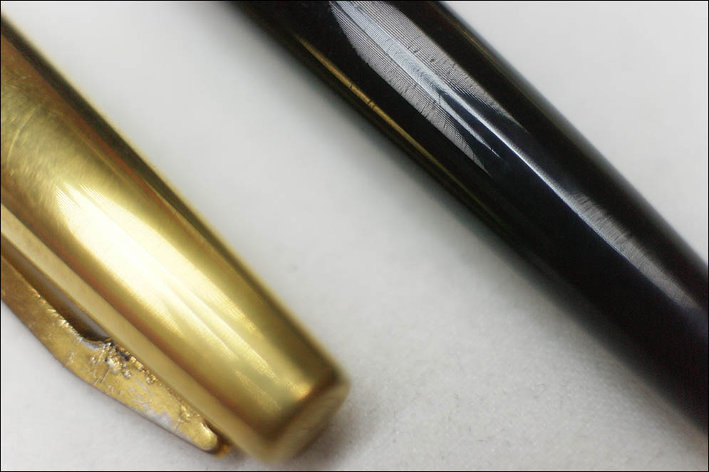 Geha 708|715 hybrid with USSR piston-filler. Lenskiy.org