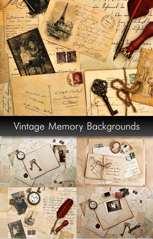 Vintage Memory Backgrounds