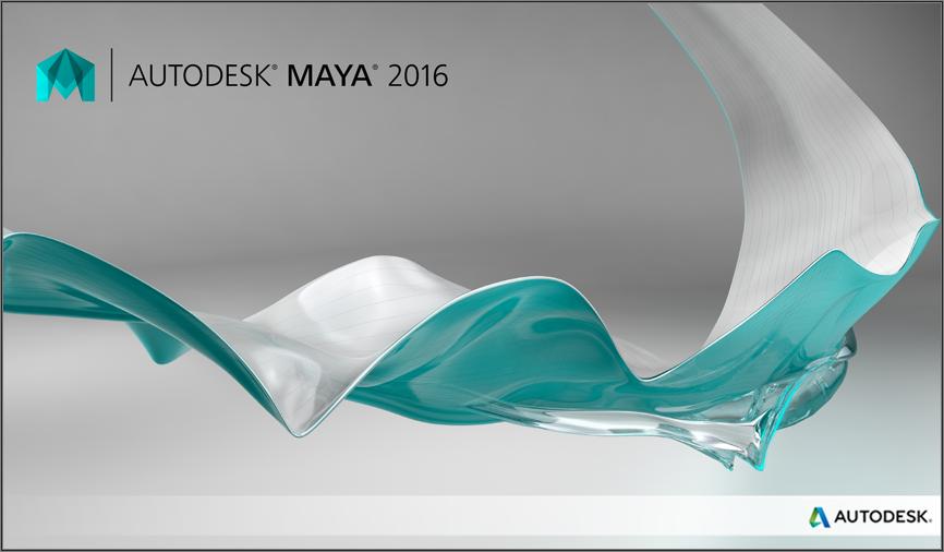 Autodesk Maya 2016 x64 SP1