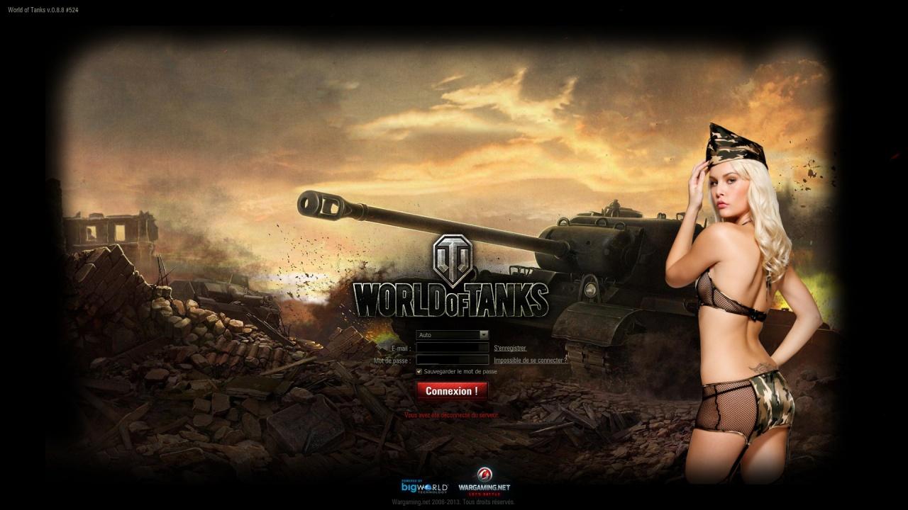 Ворлд оф танк как сделать на весь экран