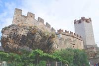 Замок Скалигеров в г. Мальчезине на оз. Гарда. Фото Морошкина В.В.