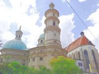 Башни и абсида Собора Св. Эгидия. Фото Морошкина В.В.