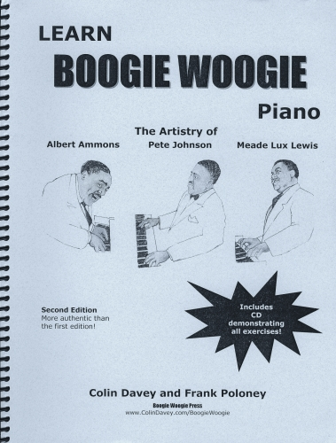 Learn boogie woogie piano: The artistry of Albert Ammons ...