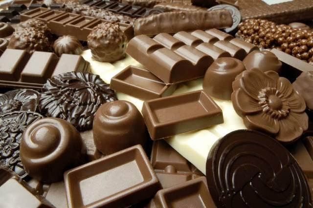 Сегодня Всемирный День Шоколада!)